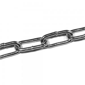 Metall Bondage Rundstahlkette für Fetish / SM Spiele (4,5 mm)