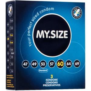 My.Size Kondome - 60 mm 3er