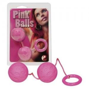 Pink Balls Liebeskugeln